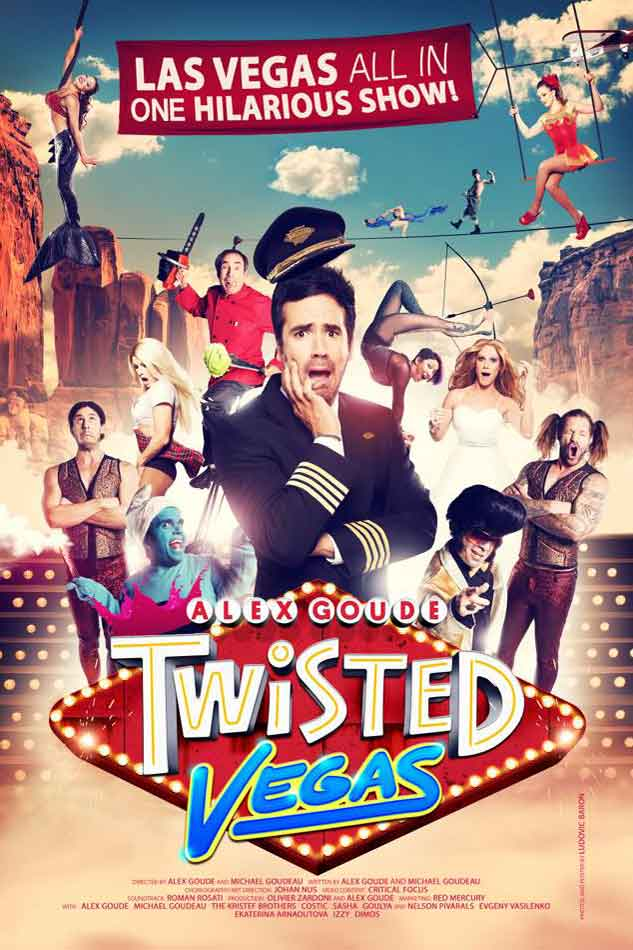 Alex-Goude-Twisted-Vegas-affiche