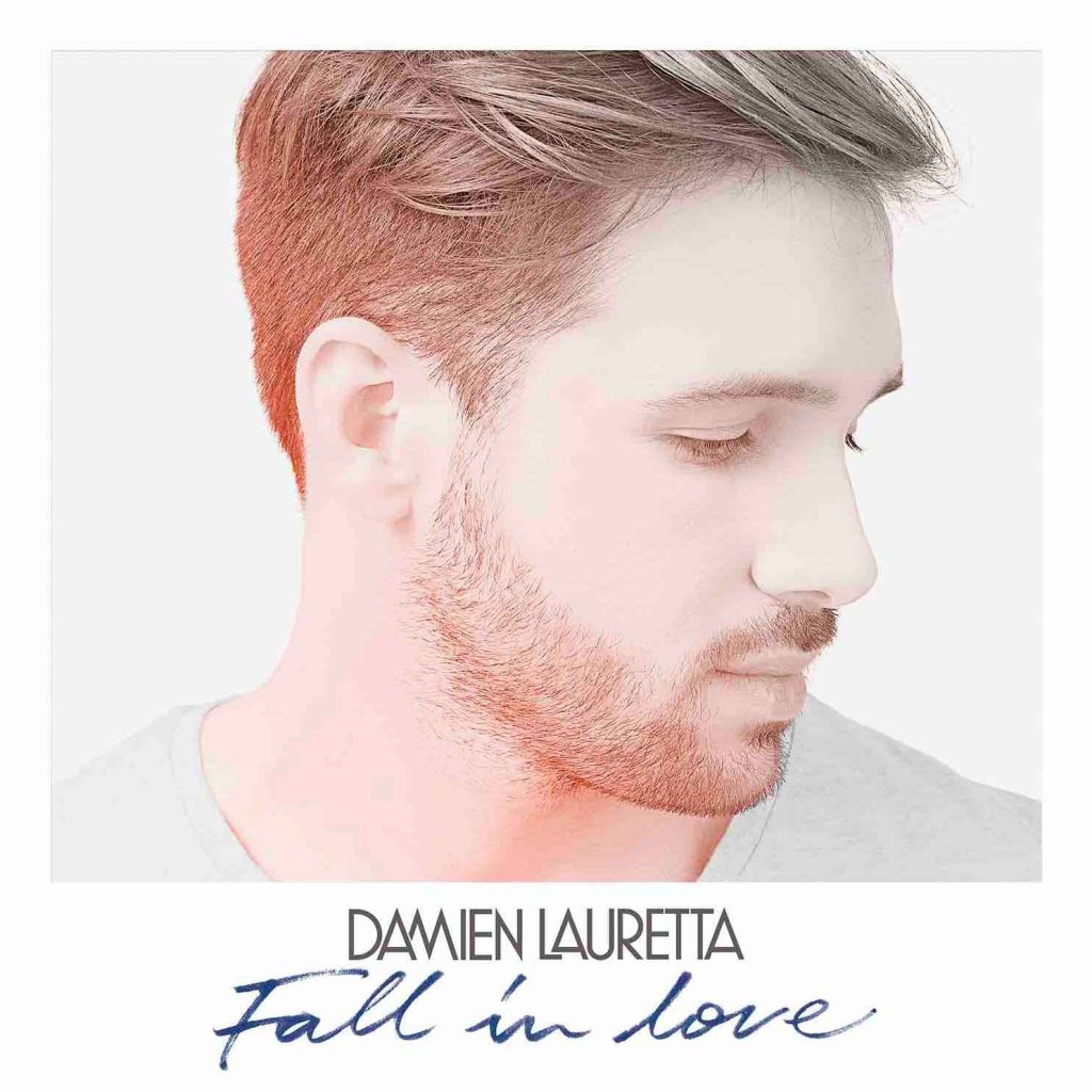 Damien Lauretta beau gosse Violetta Fall in Love premier single