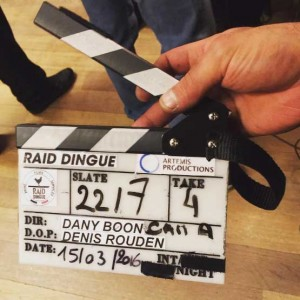 RAID Dany Boon film Raide dingue Alice Pol comédie