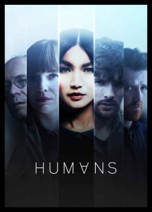 Humans série robot intelligence artificielle science-fiction HD1