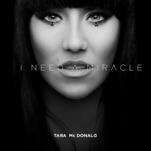 Tara McDonald I Need A Miracle hymne officiel Europride 2016 pochette