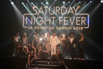 saturday night fever spectacle musical Fauve Hautot showcase